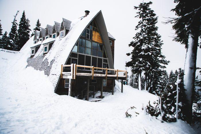 Romantic Cabin Getaway in the Winter in Colorado