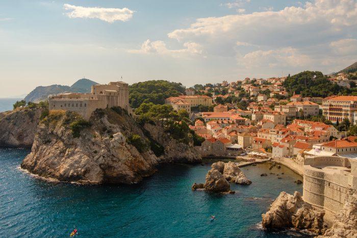 Affordable Honey Moon Destination of Coastal City Dubrovnik in Croatia