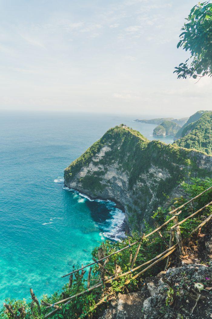 Penida Ilsand in Indonesia Honeymoon
