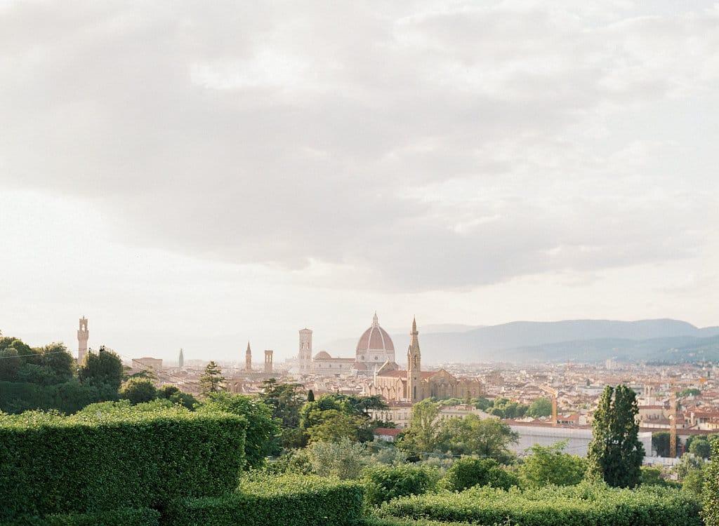 Elegant Italian Wedding in Florence Italy