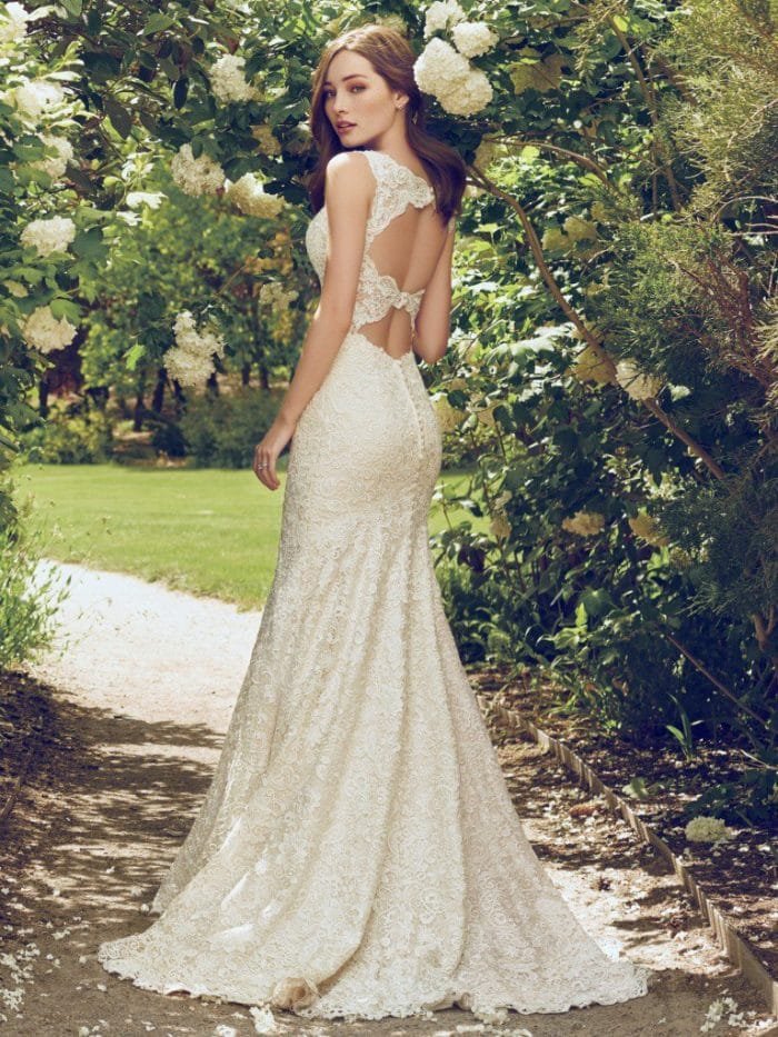 Hope wedding dress by Rebecca Ingram