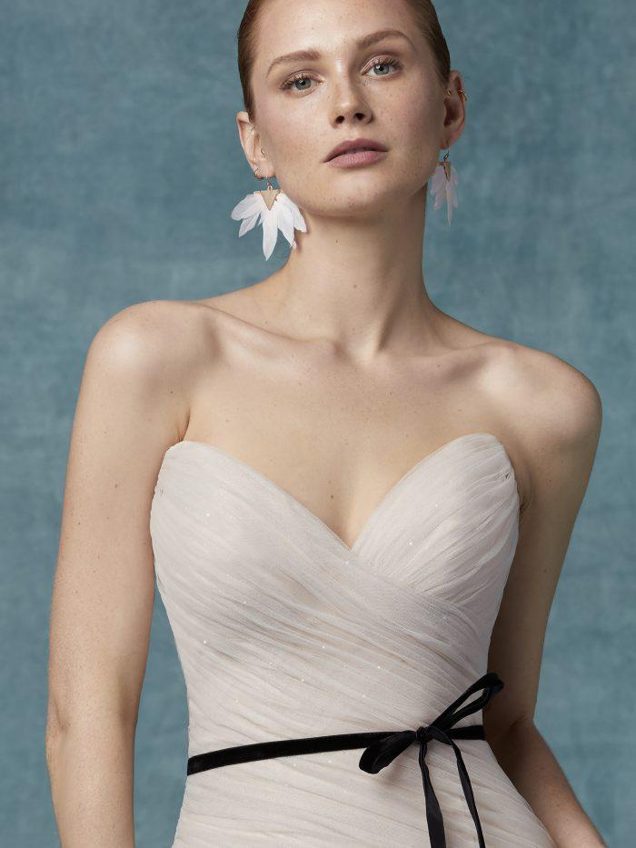 Camden Tulle Mermaid Wedding Dress