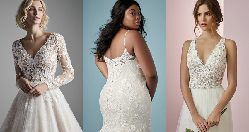 Quick-Delivery Wedding Dresses by Maggie Sottero that Are Not Affected by Coronavirus
