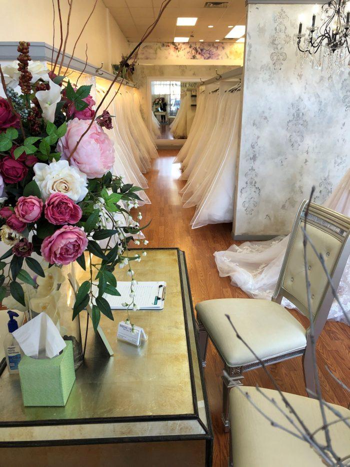 Bridal Novias Bridal Boutique Showroom